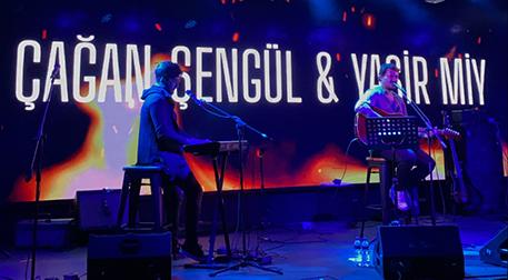 Çağan Şengül & Yasir Miy