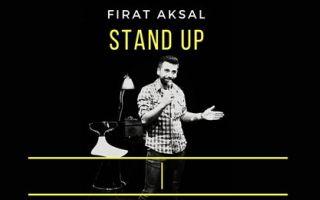 Fırat Aksal - Stand Up