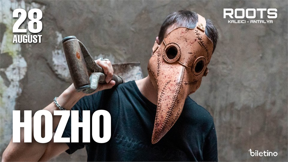 HOZHO // 28 AUGUST 2021 @ROOTS