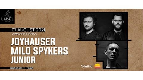 Joyhauser • Milo Spykers • Junior