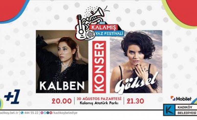 Kalamış Yaz Festivali +1 Konseri