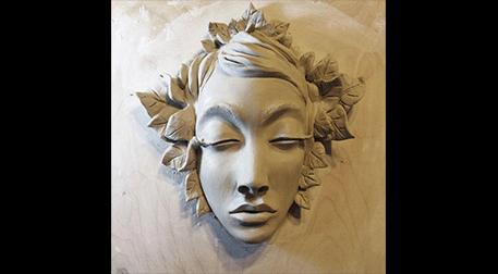 Masterpiece Ankara Heykel - Daphne