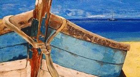 Masterpiece Galata Resim - Sahilde