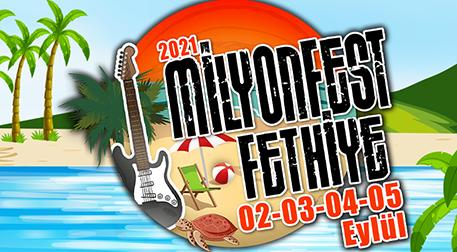 MilyonFest Fethiye Perşembe