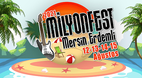 MilyonFest Mersin Kamp + Kombine