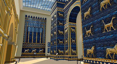Pergamon Müzesi Sanal Turu