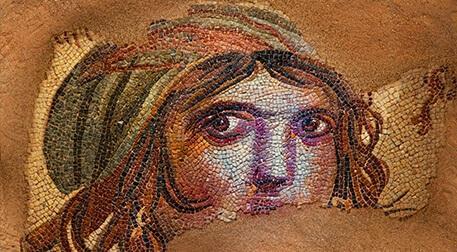 Zeugma Mozaik Müzesi Sanal Turu