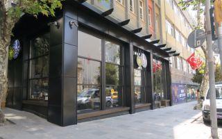 En Yeni Kahve Dünyası Algötür Noktası Teşvikiye'de Açıldı