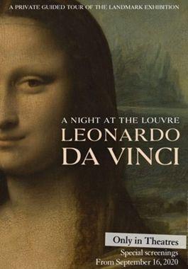 Louvre Müzesi'nde Bir Gece: Leonardo da Vinci