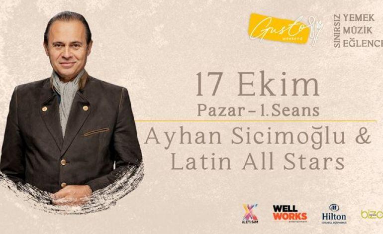 GustoWeekend - Ayhan Sicimoğlu & Latin All Stars