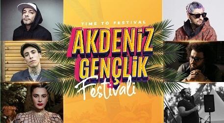Akdeniz Gençlik Festivali 1. Gün