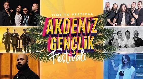 Akdeniz Gençlik Festivali 2. Gün