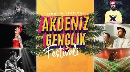 Akdeniz Gençlik Festivali 3. Gün