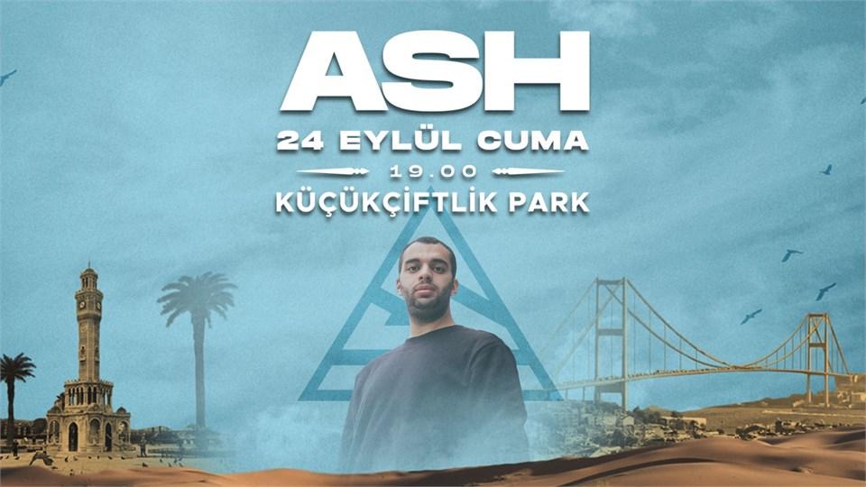 Ash @Küçükçiftlik Park, İstanbul