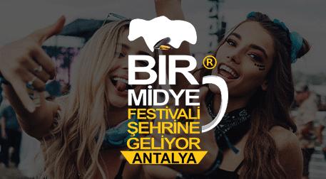 Bir Midye Festivali