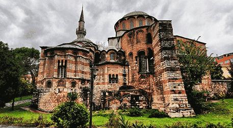 Bizans Sanatı ve Mimarisi