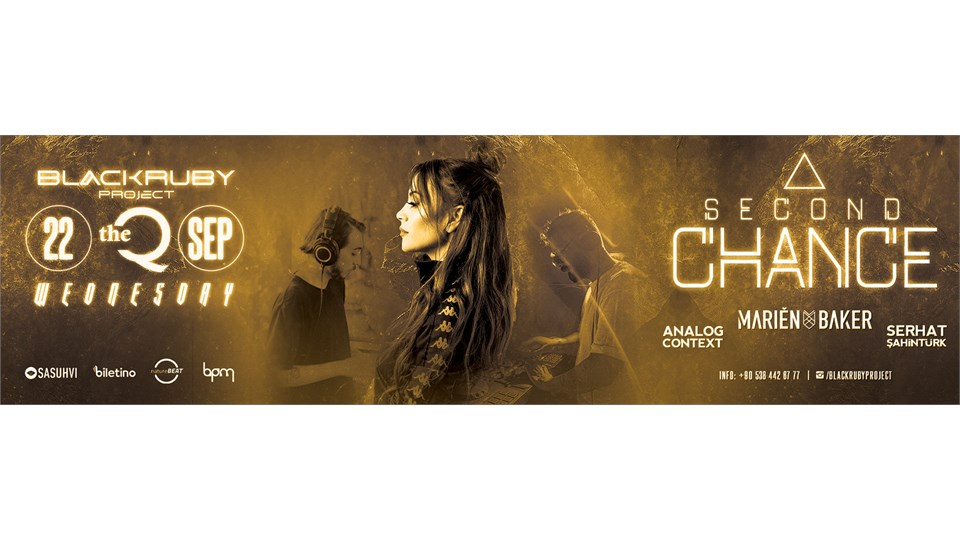Black Ruby Project Presents; Second Chance #2