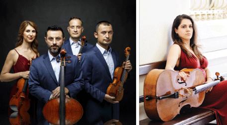 Borusan Quartet & Nil Kocamangil