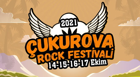 Çukurova Rock Festivali Cumartesi