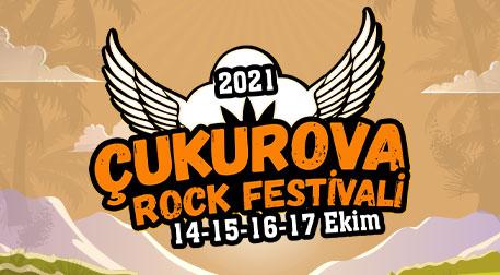Çukurova Rock Festivali Pazar