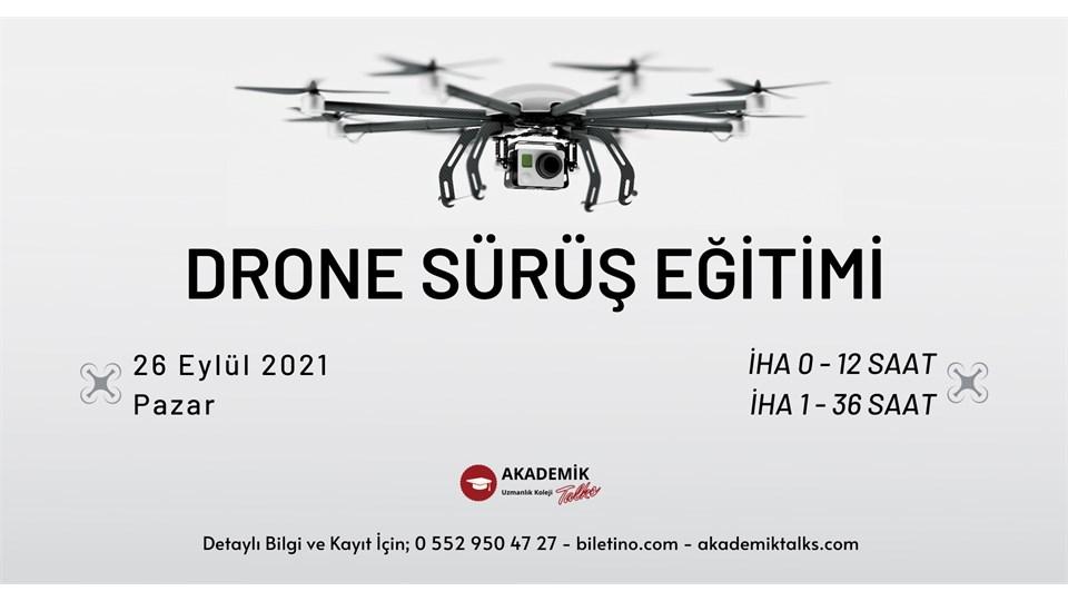 DRONE Sürüş Eğitimi