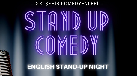 English Stand-up Night