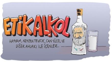 Etik Alkol