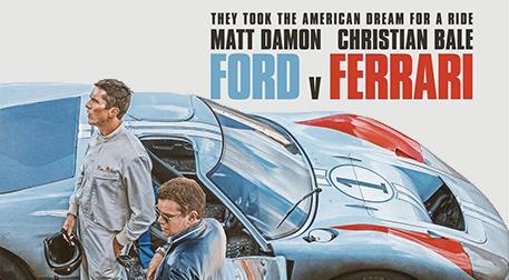Ford V Ferrari: Asfaltın Kralları