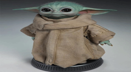 Heykel Workshop - Yoda