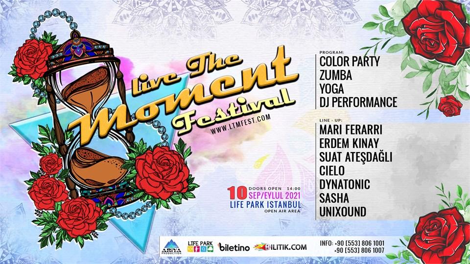 Live The Moment Festival
