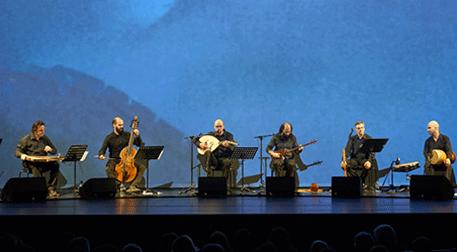 Marco Polo'nun Müzikal Yolculukları