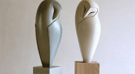 Masterpiece Galata Heykel - Baykuş