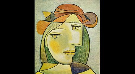 Masterpiece Galata Resim - Picasso