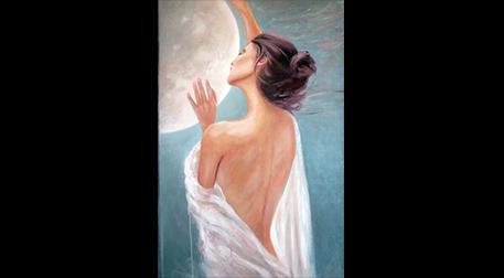 Masterpiece Galata Resim - Selene
