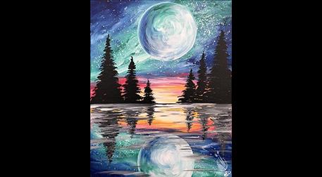 Masterpiece Resim Kiti - Büyülü Ay