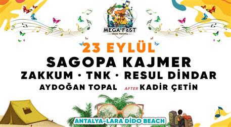 Mega Fest 1.Gün