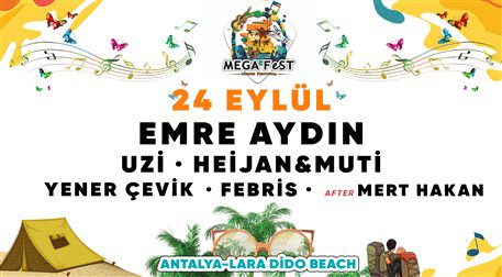 Mega Fest 2.Gün