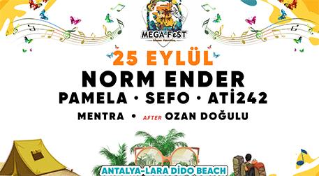 Mega Fest 3.Gün