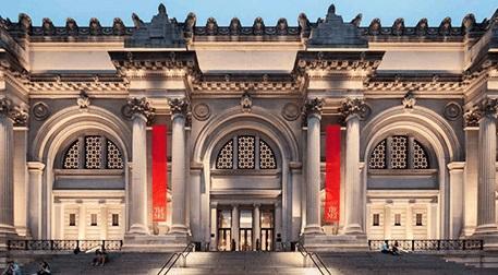 Metropolitan Müzesi Sanal Turu