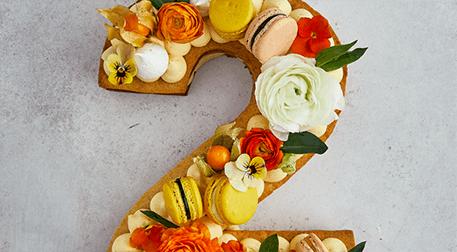 MSA- Cookie Cake