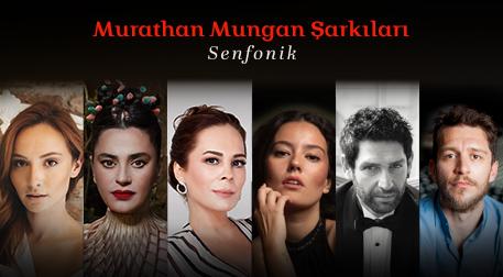 Murathan Mungan Şarkıları Senfonik