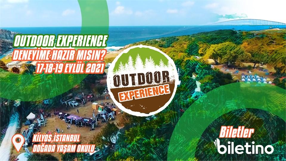 Outdoor Experience Eğitim ve Deneyim Günleri'nde buluşalım!