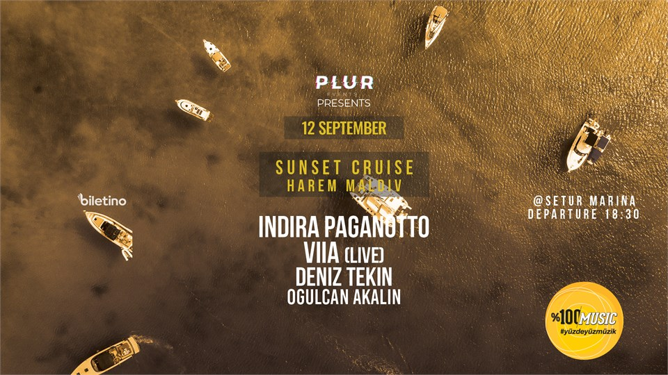 Plur. Presents:Sunset Cruise (Harem Maldiv Cruise)