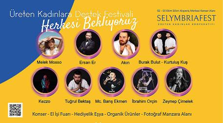 Selymbriafest Cumartesi