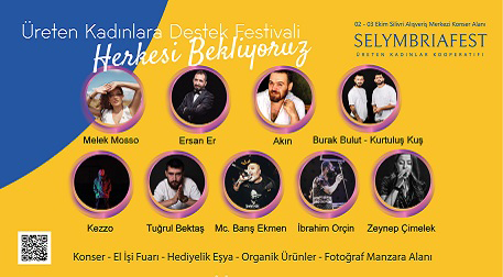 Selymbriafest Pazar