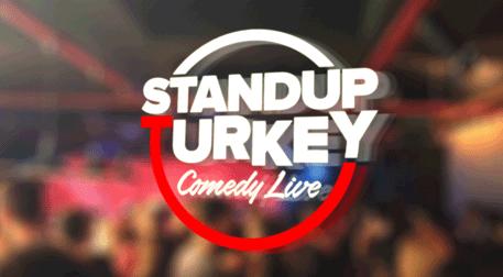 Standup Turkey-English Comedy Night