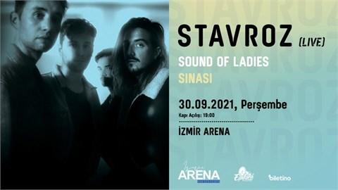 Stavroz - Sound Of Ladies - Sinasi
