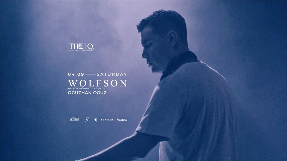 THE Q Proudly Presents   Wolfson