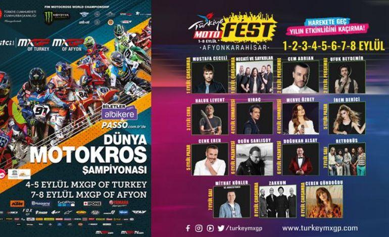 2021'in En Büyük Etkinliği Türkiye MotoFest Başladı