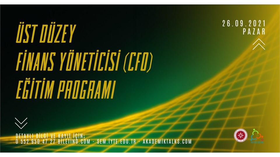 Üst Düzey Yönetici (CFO) Sertifika Programı
